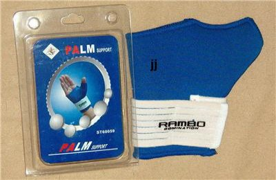 """Rambo Domination"" palm support - New!"