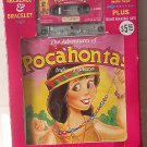 Pocahontas Activity St Storybook & cassette * craft set