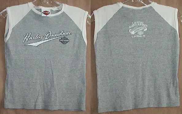 Las Vegas , NV Harley Davidson shirt - pre-owned