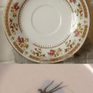 Elegant fine china saucer (Made in China)