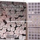 Washington Quarters (2004) book +37 quarters