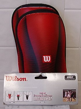 WILSON ADULT PRO-FIT SHIN GUARD - New!