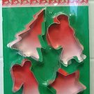 New Christmas Traditional shapes Cookie Cutters