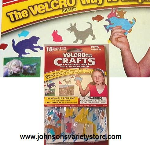 Velcro® PETS Display Shapes - Crafts