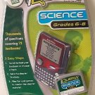 LEAP FROG iQUEST SCIENCE CARTRIDGE - GRADES 6-8