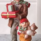 Homco Christmas figurine MINT