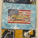 BIKEWEEK 2004 Myrtle Beach SC 64th annual FLAG 3' x 5'