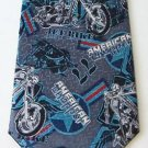JET BIKE CHOPPER - AMERICAN CHOPPER TIE - 100% SILK