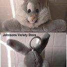 Bugs Bunny Plush Clothes Hanger 1999 Warner Bros
