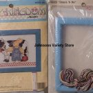 Daisy Kingdom 'Bossie & Me' counted cross stitch kit