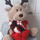 Plush Moose / Reindeer w/ Magic Gloves