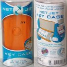 Net Jet Key Case Orange