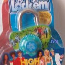 Lock'em Disney High School Musical Combination Lock