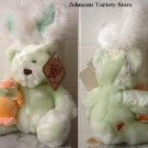 LAURELLS ATTIC Daphne Green BEAR w/ BUNNY EARS Headband