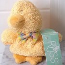 Russ Duck Chapsy Yellow plush Home Buddies w/ tags