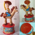 Woody & Bullseye Toy Story 2 Candy Dispenser McDonalds