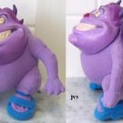 Rare Disney Mattel Arcotoy Purple Devil Movie Character