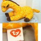 TY Beanie Baby Twigs Giraffe - No Name on tag