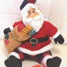 RUSS K Kelly Santa bean bottom Rare!