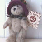 "Boyds Bears 'Bridgette Beardeaux' NWT bear 7 1/2"" tall"