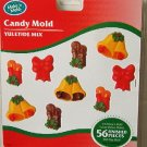 Yuletide minis mix Candy mold Make 'n mold Christmas