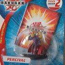 Bakugan Battle Brawlers PERCIVAL season 2 New