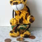 Cheetah coin purse school money