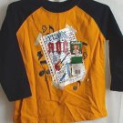 Garanimals st sz4 Boys fall Raglan tee THINGS THAT ROCK