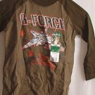 Garanimals shirt size 4 Boys fall Raglan tee G-FORCE