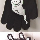 Glow In The Dark Magic Ghost Gloves NWT