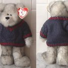 TY ATTIC TREASURES BEANIE BABY Fairbanks bear RETIRED
