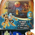 Secret Saturdays Ice Cavern Crisis Figure Pack Mattel