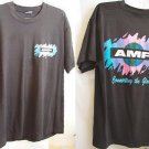 AMP Connecting the Globe T-Shirt XL tyco electronics