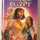 Dreamwork's Prince of Egypt VHS Clamshell case 1999