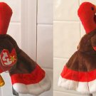 Ty Beanie baby plush Gobbles the turkey MWT