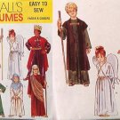 McCall's #2340 Nativity biblical historical costumes Kid sizes (choice) New