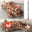 MCDonald's 1993 TY TEENIE BEANIE BABY FRECKLES the LEOPARD