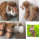 WEBKINS BY GANZ / TIGER - HM032 - PLUSH ONLY