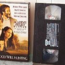 Good Will Hunting (VHS, 1998) Ben Affleck, Robin Williams, Matt Damon