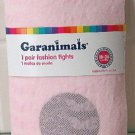 Garanimals Girls Fashion Tights 18-36 Mos Pink NWT