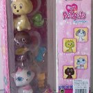 Take Me Home Petpals Collection 3-Pack Toy Bobblehead Pets