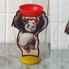 2014 Wendy's Kids Meal Toy Dreamworks Kung Fu Panda Ball Catch Meal Toy
