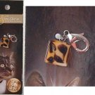 Kitty & Me Charms High Quality decorative pet collar & Bracelet charms - Leopard
