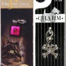 Kitty & Me Charms High Quality decorative pet collar & Bracelet charms Set of 2