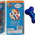 Happy Treat Blue Dog Bone Chase Tail 66330 for The Happy's Pet by World of Zhu