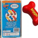 Happy Treat Red Dog Bone Wiggle 66330 for The Happy's Pet by World of Zhu
