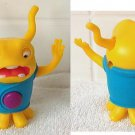 2015 Mcdonalds Toy Home / Surprised Oh #6 PVC Action Figure Dreamworks Movie Toy