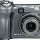 Olympus SP-320 7.1 MP Digital Camera w. 3x Optical Zoom