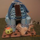 New Puppy Pawty House Cake