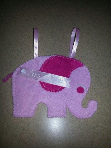 Elephant Baby Shower Treat Bags
